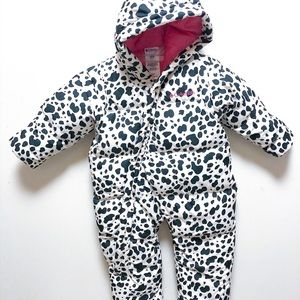 Columbia Snowsuit